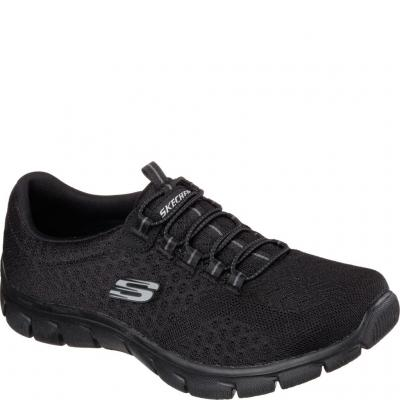 Sneakers Skechers. 12406-BBK Womens Relaxed Fit: Empire - Ocean View från Skechers