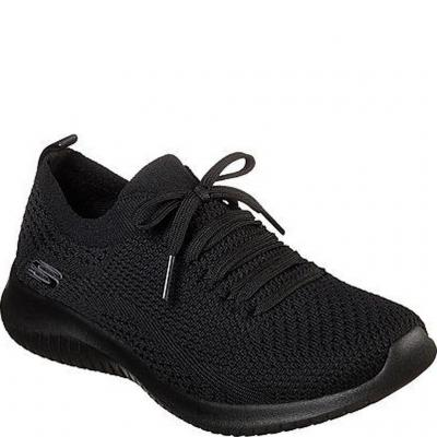 Sneakers Skechers.12841-BBK Womens Ultra Flex - Statements från Skechers