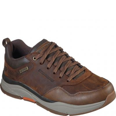 Sneakers Skechers. 210021-CDB Mens Relaxed Fit Benago - Waterproof från Skechers