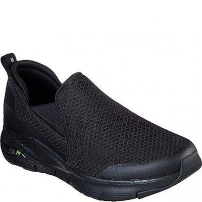 Sneakers Skechers.232043-BBK  Mens Arch Fit - Banlin från Skechers